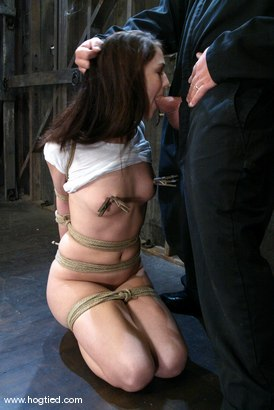 Photo number 3 from Faith Leon shot for Hogtied on Kink.com. Featuring Faith Leon in hardcore BDSM & Fetish porn.