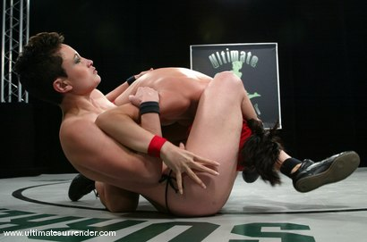 Photo number 4 from The Nightmare(5-0)<br>The Ninja(9-0) shot for Ultimate Surrender on Kink.com. Featuring Syd Blakovich and Crimson Ninja in hardcore BDSM & Fetish porn.
