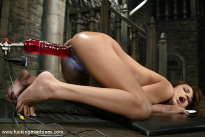 Photo number 14 from Nadia Styles shot for Fucking Machines on Kink.com. Featuring Nadia Styles in hardcore BDSM & Fetish porn.