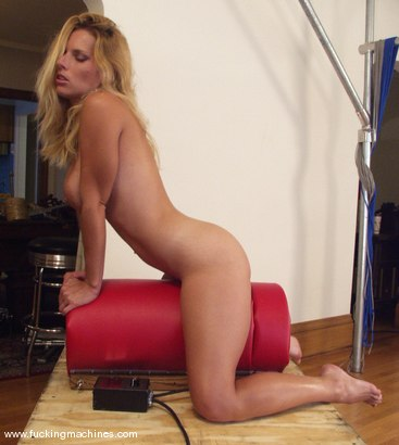 Photo number 6 from Goldie shot for Fucking Machines on Kink.com. Featuring Goldie in hardcore BDSM & Fetish porn.