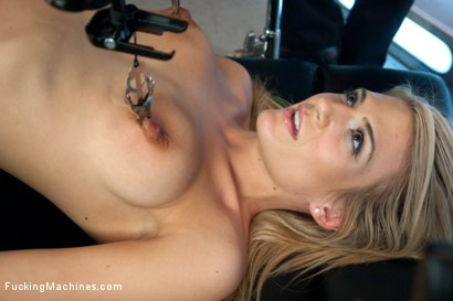 Photo number 8 from Holy Shit, New Girl - Stop setting the bar so high! shot for Fucking Machines on Kink.com. Featuring Amanda Tate in hardcore BDSM & Fetish porn.