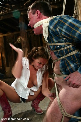 Photo number 2 from Tory Lane and Wild Bill shot for Men In Pain on Kink.com. Featuring Tory Lane and Wild Bill in hardcore BDSM & Fetish porn.