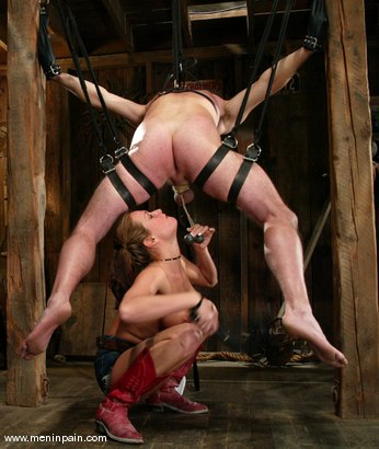 Photo number 5 from Tory Lane and Wild Bill shot for Men In Pain on Kink.com. Featuring Tory Lane and Wild Bill in hardcore BDSM & Fetish porn.
