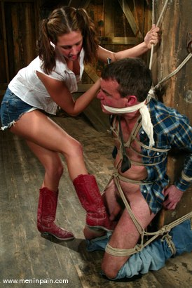 Photo number 4 from Tory Lane and Wild Bill shot for Men In Pain on Kink.com. Featuring Tory Lane and Wild Bill in hardcore BDSM & Fetish porn.