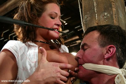 Photo number 3 from Tory Lane and Wild Bill shot for Men In Pain on Kink.com. Featuring Tory Lane and Wild Bill in hardcore BDSM & Fetish porn.