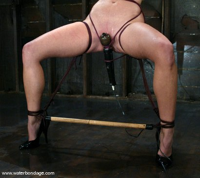 Photo number 4 from Lola shot for Water Bondage on Kink.com. Featuring Lola in hardcore BDSM & Fetish porn.
