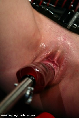 Photo number 3 from Ariel X shot for Fucking Machines on Kink.com. Featuring Ariel X in hardcore BDSM & Fetish porn.