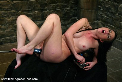 Photo number 10 from Ariel X shot for Fucking Machines on Kink.com. Featuring Ariel X in hardcore BDSM & Fetish porn.
