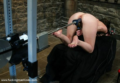Photo number 12 from Ariel X shot for Fucking Machines on Kink.com. Featuring Ariel X in hardcore BDSM & Fetish porn.