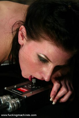 Photo number 13 from Ariel X shot for Fucking Machines on Kink.com. Featuring Ariel X in hardcore BDSM & Fetish porn.