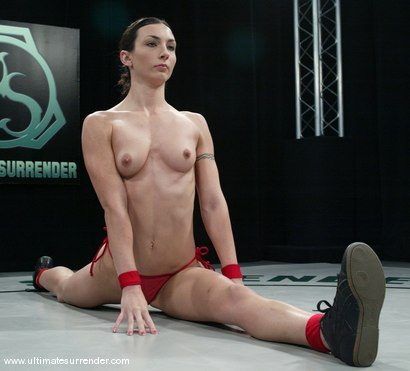 Photo number 1 from The Gymnast (1-2)  The Goddess (8-4) shot for Ultimate Surrender on Kink.com. Featuring Wenona and Isis Love in hardcore BDSM & Fetish porn.