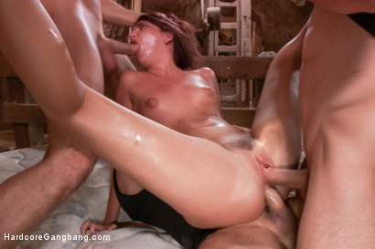 Photo number 12 from The Legend of Clementine Caves shot for Hardcore Gangbang on Kink.com. Featuring John Strong, Tommy Pistol, Astral Dust, Bill Bailey, Mr. Pete and Cassandra Nix in hardcore BDSM & Fetish porn.