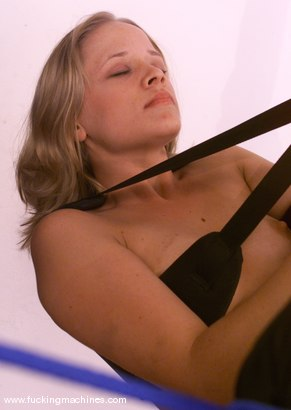 Photo number 4 from Anna Mills shot for Fucking Machines on Kink.com. Featuring Anna Mills in hardcore BDSM & Fetish porn.