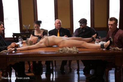 Photo number 4 from Daisy Ducati Petitions to Serve the House, and Anal Slut Zoey Monroe Gets Fucked in the Ass shot for The Upper Floor on Kink.com. Featuring Bill Bailey, Daisy Ducati and Zoey Monroe in hardcore BDSM & Fetish porn.