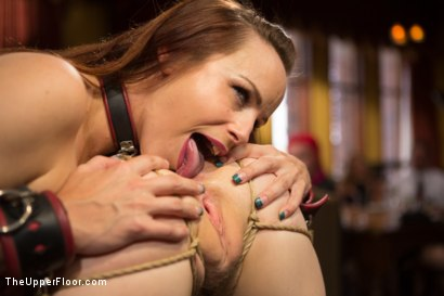 Photo number 5 from Beautiful Cock Suckers Petition the House shot for The Upper Floor on Kink.com. Featuring Mickey Mod, Penny Pax and Bella Rossi in hardcore BDSM & Fetish porn.