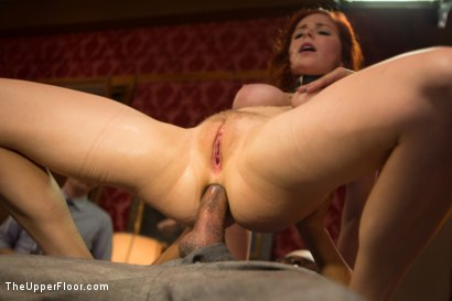 Photo number 1 from Beautiful Cock Suckers, Part Two shot for The Upper Floor on Kink.com. Featuring Mickey Mod, Penny Pax and Bella Rossi in hardcore BDSM & Fetish porn.