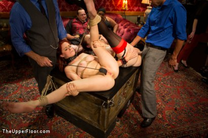 Photo number 12 from Beautiful Cock Suckers, Part Two shot for The Upper Floor on Kink.com. Featuring Mickey Mod, Penny Pax and Bella Rossi in hardcore BDSM & Fetish porn.