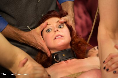 Photo number 7 from Beautiful Cock Suckers, Part Two shot for The Upper Floor on Kink.com. Featuring Mickey Mod, Penny Pax and Bella Rossi in hardcore BDSM & Fetish porn.