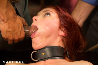 Photo number 9 from Beautiful Cock Suckers, Part Two shot for The Upper Floor on Kink.com. Featuring Mickey Mod, Penny Pax and Bella Rossi in hardcore BDSM & Fetish porn.