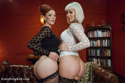 Photo number 1 from Cherry's Ultimate Anal Experience!!! shot for Everything Butt on Kink.com. Featuring Audrey Hollander and Cherry Torn in hardcore BDSM & Fetish porn.