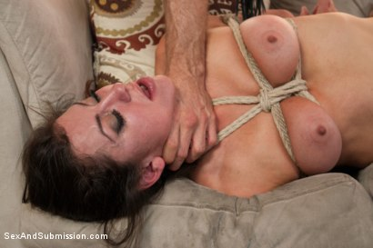 Photo number 7 from FUCKTOWN USA: Princess Donna and Jordan Ash shot for Sex And Submission on Kink.com. Featuring Princess Donna Dolore and Jordan Ash in hardcore BDSM & Fetish porn.