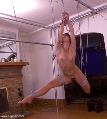 Photo number 3 from Viva shot for Hogtied on Kink.com. Featuring Viva in hardcore BDSM & Fetish porn.