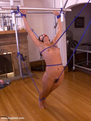 Photo number 12 from Viva shot for Hogtied on Kink.com. Featuring Viva in hardcore BDSM & Fetish porn.