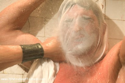 Photo number 3 from Straight hunk Lance Hart - The Wall - The Chair - The Water Chamber shot for 30 Minutes of Torment on Kink.com. Featuring Lance Hart in hardcore BDSM & Fetish porn.
