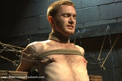 Photo number 7 from Seamus O'Reilly - The Pit - The Chair - The Gimp Room shot for 30 Minutes of Torment on Kink.com. Featuring Seamus O'Reilly in hardcore BDSM & Fetish porn.