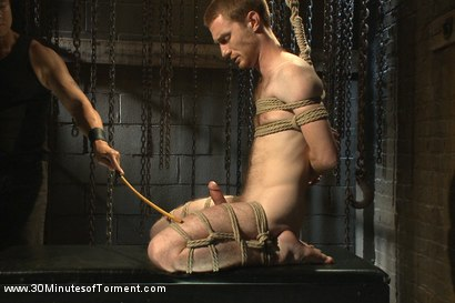 Photo number 9 from Seamus O'Reilly - The Pit - The Chair - The Gimp Room shot for 30 Minutes of Torment on Kink.com. Featuring Seamus O'Reilly in hardcore BDSM & Fetish porn.
