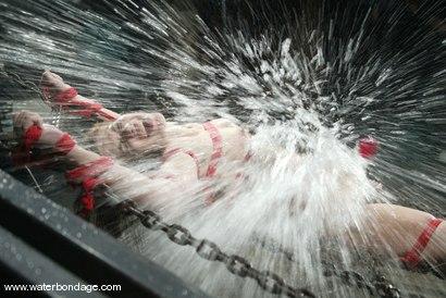 Photo number 10 from Sarah Blake shot for Water Bondage on Kink.com. Featuring Sarah Blake in hardcore BDSM & Fetish porn.