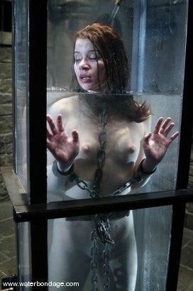 Photo number 12 from Sarah Blake shot for Water Bondage on Kink.com. Featuring Sarah Blake in hardcore BDSM & Fetish porn.