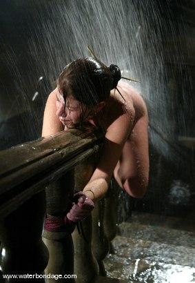 Photo number 6 from Sarah Blake shot for Water Bondage on Kink.com. Featuring Sarah Blake in hardcore BDSM & Fetish porn.