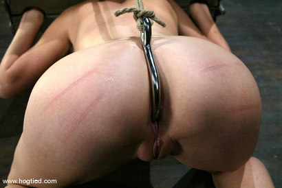 Photo number 5 from Sarah Blake shot for Hogtied on Kink.com. Featuring Sarah Blake in hardcore BDSM & Fetish porn.