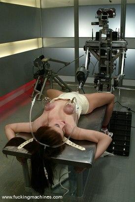 Photo number 2 from Sarah Blake shot for Fucking Machines on Kink.com. Featuring Sarah Blake in hardcore BDSM & Fetish porn.