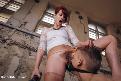 Photo number 11 from Maitresse Madeline Whips, Fucks and Teases Fresh Euro Meat shot for Divine Bitches on Kink.com. Featuring Chris Hollander and Maitresse Madeline Marlowe in hardcore BDSM & Fetish porn.