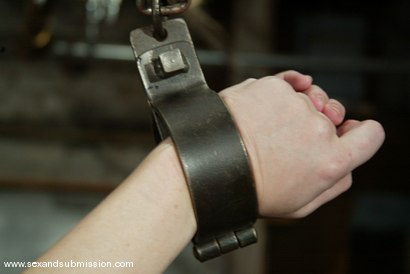 Photo number 3 from Mark Davis and Dana DeArmond shot for Sex And Submission on Kink.com. Featuring Mark Davis and Dana DeArmond in hardcore BDSM & Fetish porn.