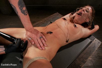 Photo number 14 from Sadistic Fuck shot for Sadistic Rope on Kink.com. Featuring Andre Shakti in hardcore BDSM & Fetish porn.
