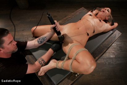 Photo number 5 from Sadistic Fuck shot for Sadistic Rope on Kink.com. Featuring Andre Shakti in hardcore BDSM & Fetish porn.