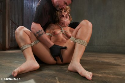 Photo number 8 from Sadistic Fuck shot for Sadistic Rope on Kink.com. Featuring Andre Shakti in hardcore BDSM & Fetish porn.