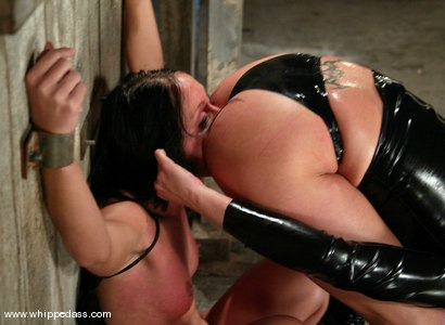 Photo number 4 from Tory Lane and Julie Night shot for Whipped Ass on Kink.com. Featuring Tory Lane and Julie Night in hardcore BDSM & Fetish porn.