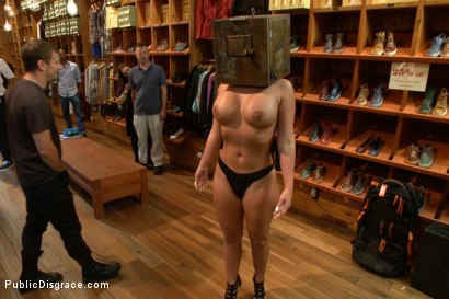 Photo number 2 from Penthouse Pet Phoenix Marie Ass Fucked in Public shot for Public Disgrace on Kink.com. Featuring Phoenix Marie and Mr. Pete in hardcore BDSM & Fetish porn.
