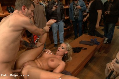 Photo number 11 from Penthouse Pet Phoenix Marie Ass Fucked in Public shot for Public Disgrace on Kink.com. Featuring Phoenix Marie and Mr. Pete in hardcore BDSM & Fetish porn.