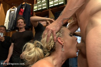 Photo number 5 from Penthouse Pet Phoenix Marie Ass Fucked in Public shot for Public Disgrace on Kink.com. Featuring Phoenix Marie and Mr. Pete in hardcore BDSM & Fetish porn.