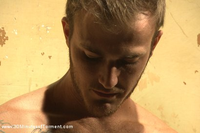 Photo number 2 from House Dom Christian Wilde takes the ultimate challenge! shot for 30 Minutes of Torment on Kink.com. Featuring Christian Wilde in hardcore BDSM & Fetish porn.