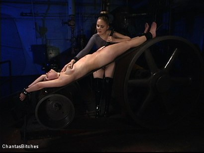 Photo number 15 from Women Are Meaner shot for Chantas Bitches on Kink.com. Featuring Charlotte Vale in hardcore BDSM & Fetish porn.