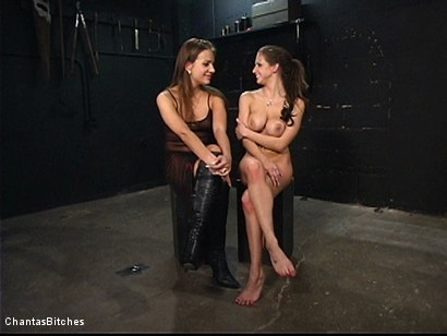 Photo number 1 from Two Kinky Bitches shot for Chantas Bitches on Kink.com. Featuring Rachel Roxxx and Nika Noire in hardcore BDSM & Fetish porn.