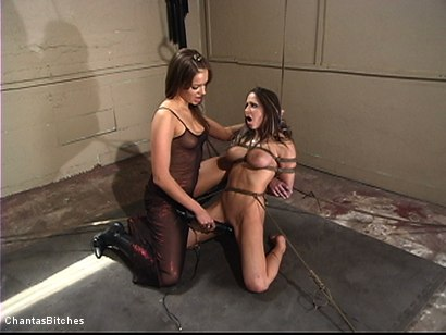 Photo number 11 from Two Kinky Bitches shot for Chantas Bitches on Kink.com. Featuring Rachel Roxxx and Nika Noire in hardcore BDSM & Fetish porn.