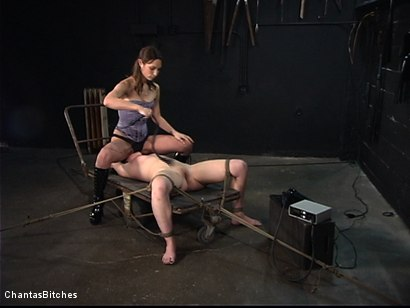 Photo number 5 from Amber's New Bitch shot for Chantas Bitches on Kink.com. Featuring Amber Rayne and Alexa Von Tess in hardcore BDSM & Fetish porn.