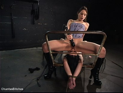 Photo number 7 from Amber's New Bitch shot for Chantas Bitches on Kink.com. Featuring Amber Rayne and Alexa Von Tess in hardcore BDSM & Fetish porn.